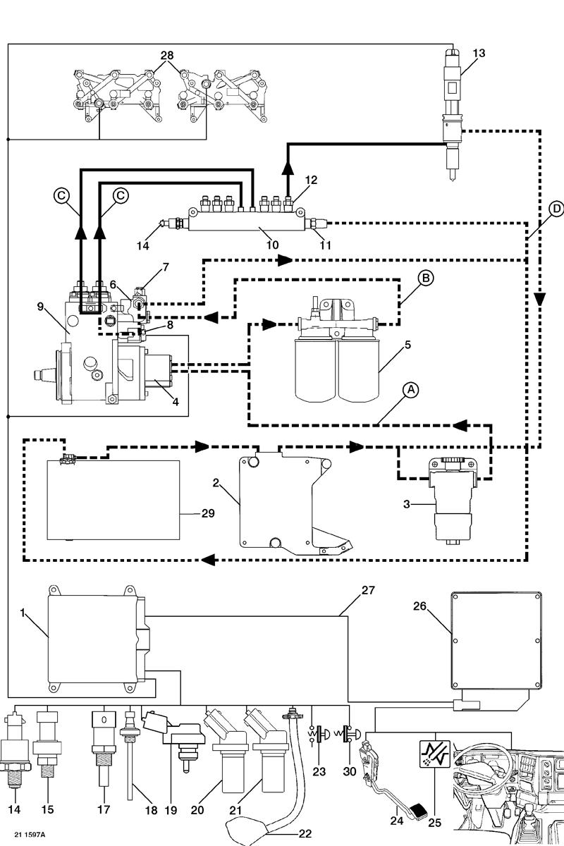 Перекрестный переключатель схема 7 7